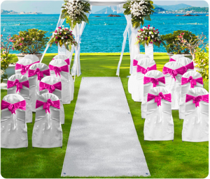 The Tradition Of The Wedding Aisle Runner